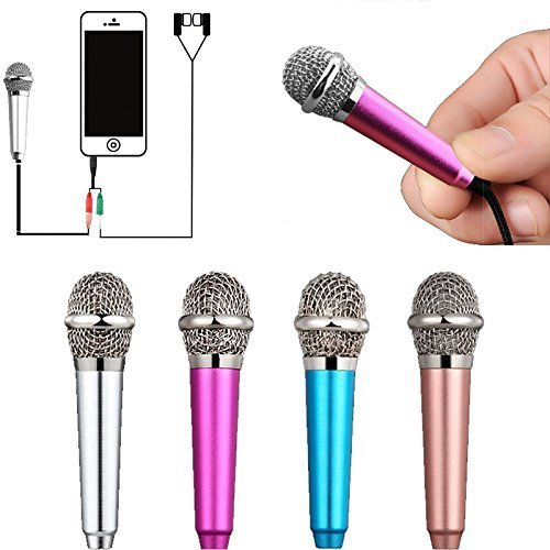 Mini Microphone  Kathy Omnidirectional Stereo Mic For